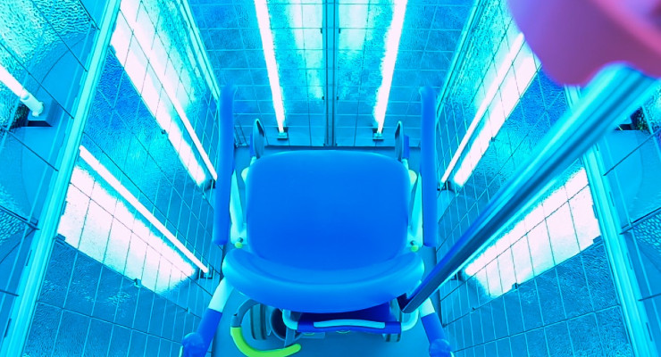 Let There Be Light: UV Disinfection Technology