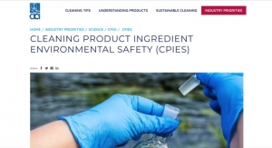 ACI Pilots New Data for Ingredient Safety Initiative