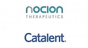 Catalent Provides Mfg. Support for Nocion Program