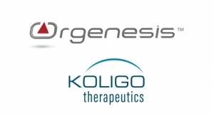 Orgenesis to Acquire Koglio Therapeutics