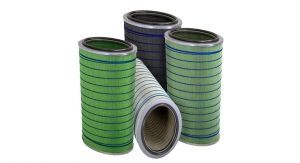 Camfil Introduces Replacement Filters for Oval Dust Collectors