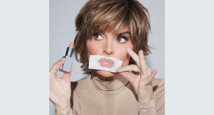 Lisa Rinna Debuts Beauty Brand