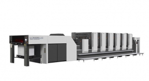 AM Lithography Installs 20th Komori Press