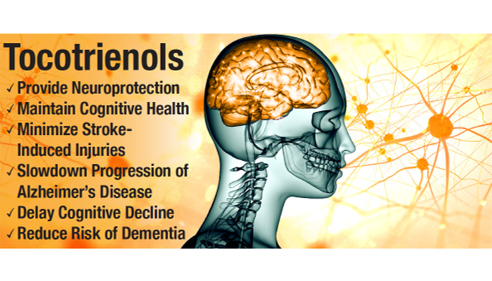Promoting Brain Health and Anti-Aging with DavosLife E3 Tocotrienols