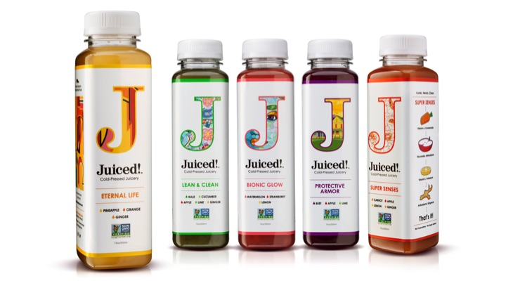 Juiced! gets packaging redesign