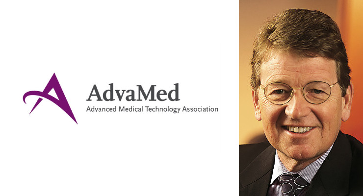 Former Guidant CEO Named AdvaMed Lifetime Achievement Award Recipient