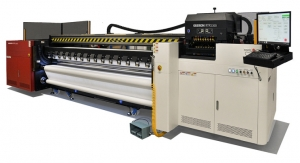 Agfa's Oberon RTR3300 Inkjet Printer Receives 2020 EDP Award