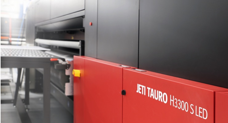 Agfa Goes Virtual to Showcase Latest Inkjet Solutions