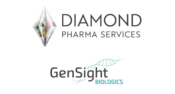 Diamond Pharma Services Supports GenSight Biologics