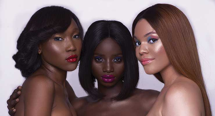 A Rich, Colorful History for African Cosmetics