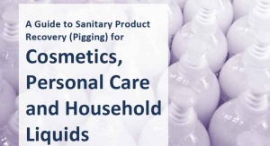 Why 'Pigging' is a Must for Personal Care, Cosmetics and Homecare Manufacturers