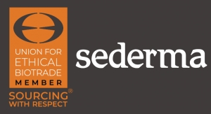 Sederma Joins the UEBT