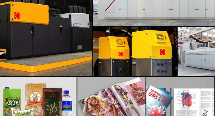 Kodak Receives Five BLI Outstanding Innovation Awards