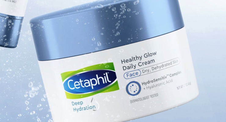 Cetaphil Adds Deep Hydration and Sheer Hydration Lines