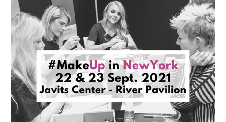 MakeUp in NewYork Shares 2021 Dates