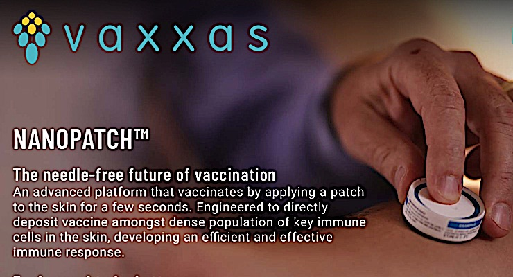 HHS Funds Development of Needle-free Vax Technology