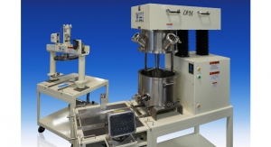ROSS Offers Double Planetary Mixing, Weighing, Discharging System