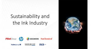 Sustainability and the Ink Industry