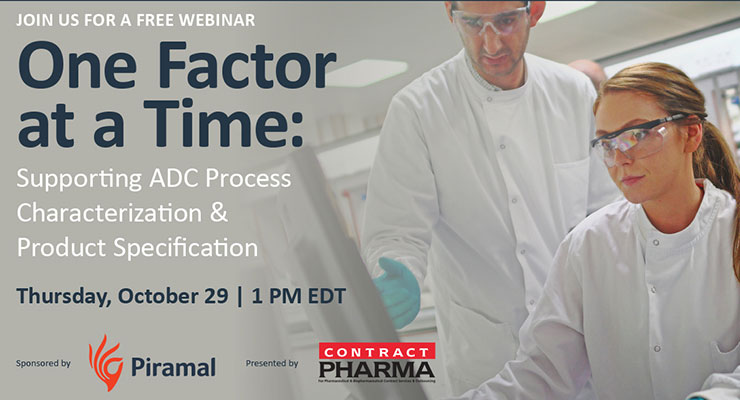 One Factor at a Time: Supporting ADC Process Characterization & Product Specification