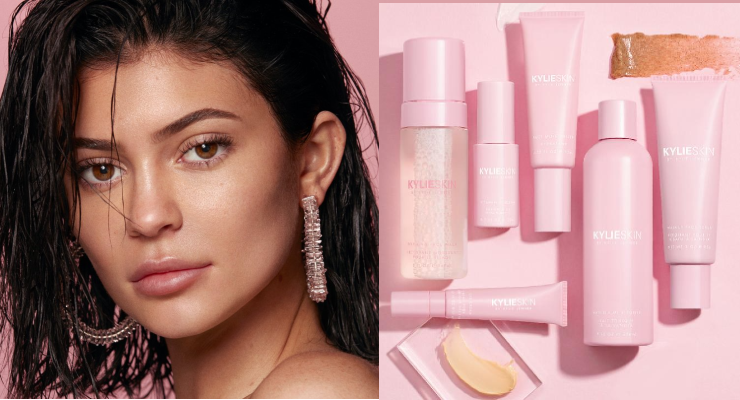 Kylie Skin Goes Global