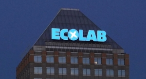 Ecolab Electrostatic Spray Approved for SARS-CoV-2