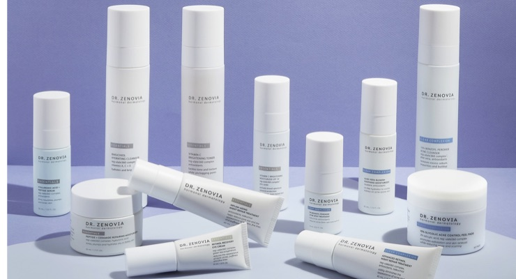 Dr. Zenovia Skincare Launches at Sephora
