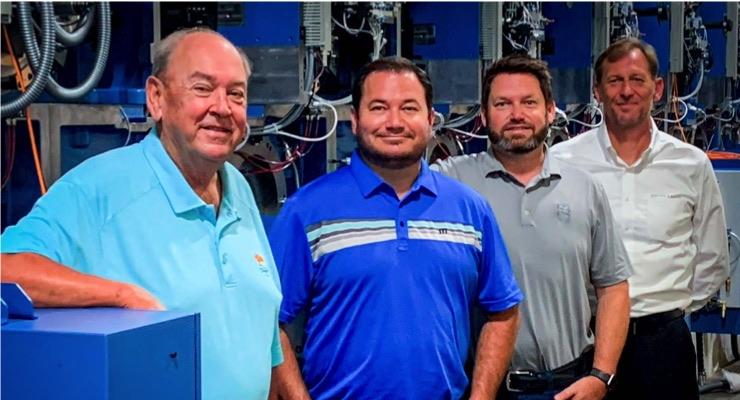 Foster Printing Adds Koenig & Bauer Rapida 164 Six-Color Press