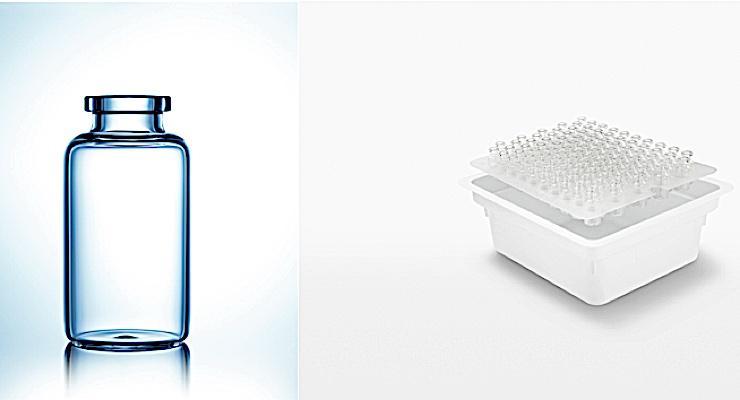 Momentive, Stevanato Partner to Offer Vial Packaging Solution