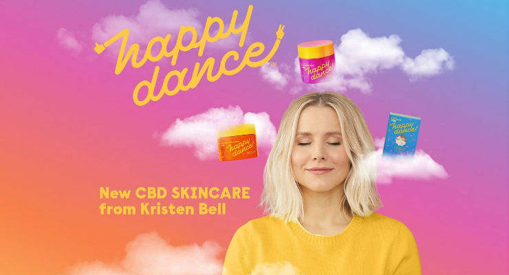 Cronos Launches CBD Brand with Kristen Bell