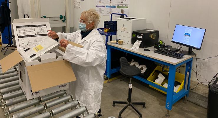 Pelican BioThermal Opens Strasbourg Service Center