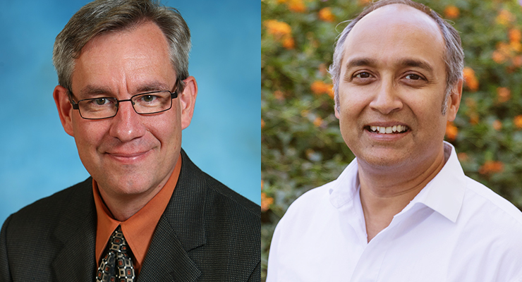 Two Glass Scientists Win Otto Schott Research Award
