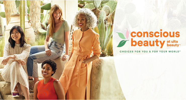 Ulta Launches Conscious Beauty