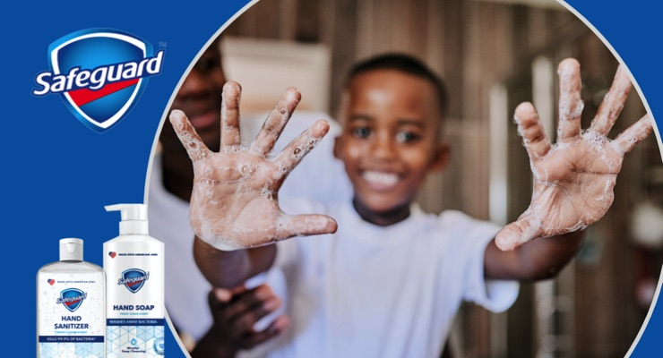 P&G Partners with Canvas for Handwashing Outreach