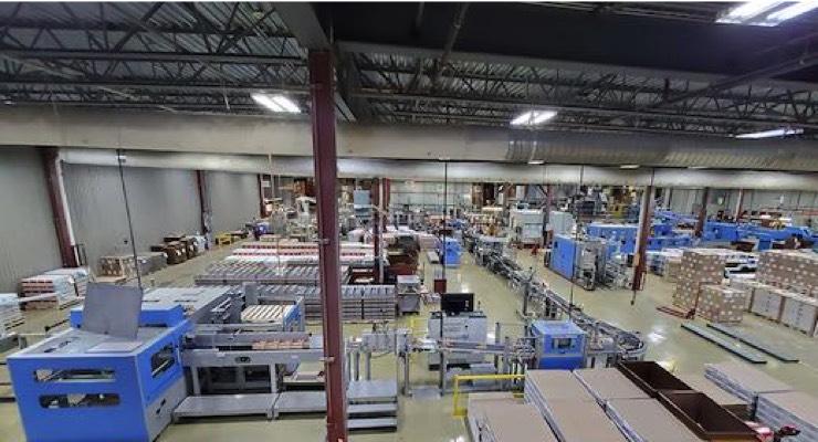 TC Transcontinental Printing Invests $10 Million in Book Printing Platform