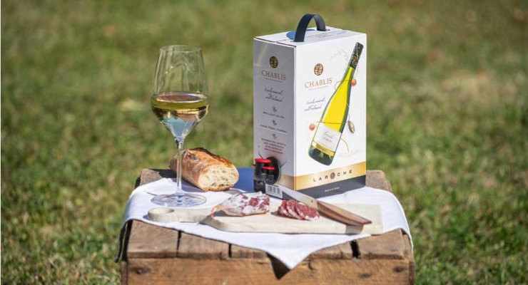Smurfit Kappa: Consumer Demand for Bag-in-Box Wine Surges During Pandemic