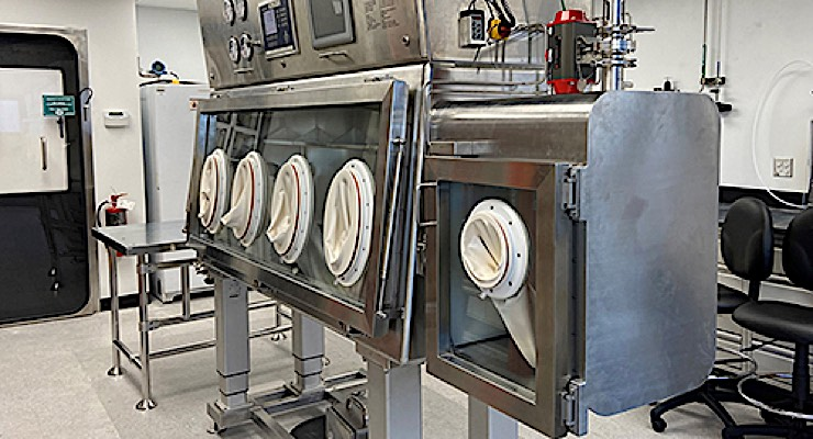 CordenPharma Colorado Completes Highly Potent API Lab Expansion
