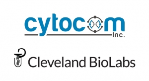 Cytocom and Cleveland Biolabs Merge
