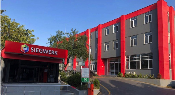 Siegwerk Turkey Finishes Its Largest Reconstructions