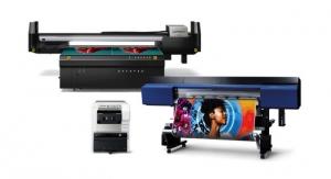 Roland DGA Showcasing Eco-solvent, UV, DTG Printing Technologies at Printing United
