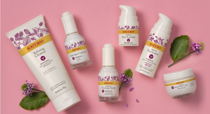 Burt's Bees Details Product Efficacy