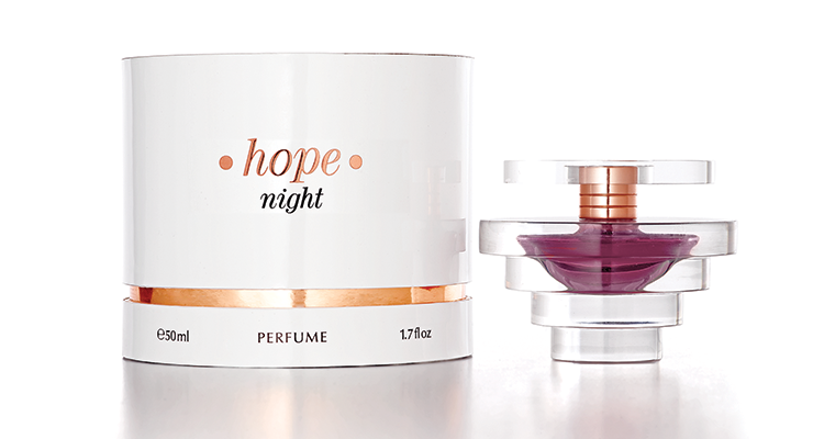 A New 'Hope' in a Perfume Bottle