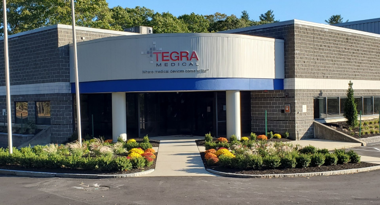 Tegra Medical Expands Globally