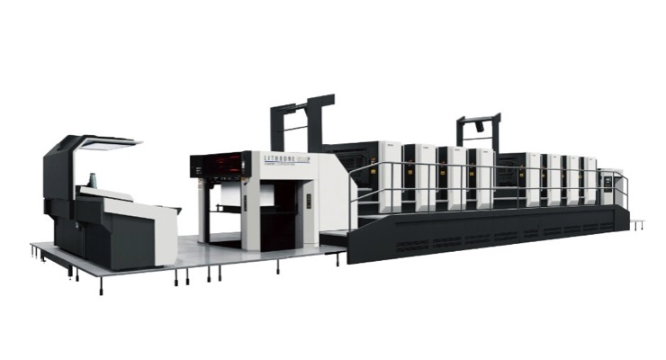 PaperWorks Industries Installs New Komori Lithrone GX40