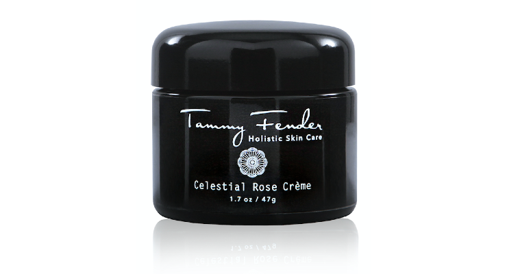 Tammy Fender Launches Celestial Rose Crème