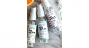 Aura Cacia Introduces Sanitizers