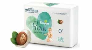 P&G Enhances Pampers Pure Diapers