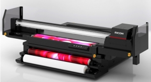 Ricoh Launches Ricoh Pro TF6251 Hybrid Flatbed UV Printer