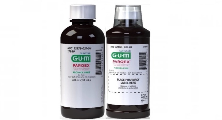 Sunstar Recalls Oral Rinse