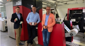 Xeikon 3500 Lets Labo Print Add Paper Cup Manufacturing to Portfolio