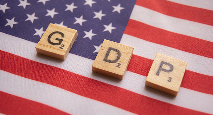 US GDP Soars in Q3